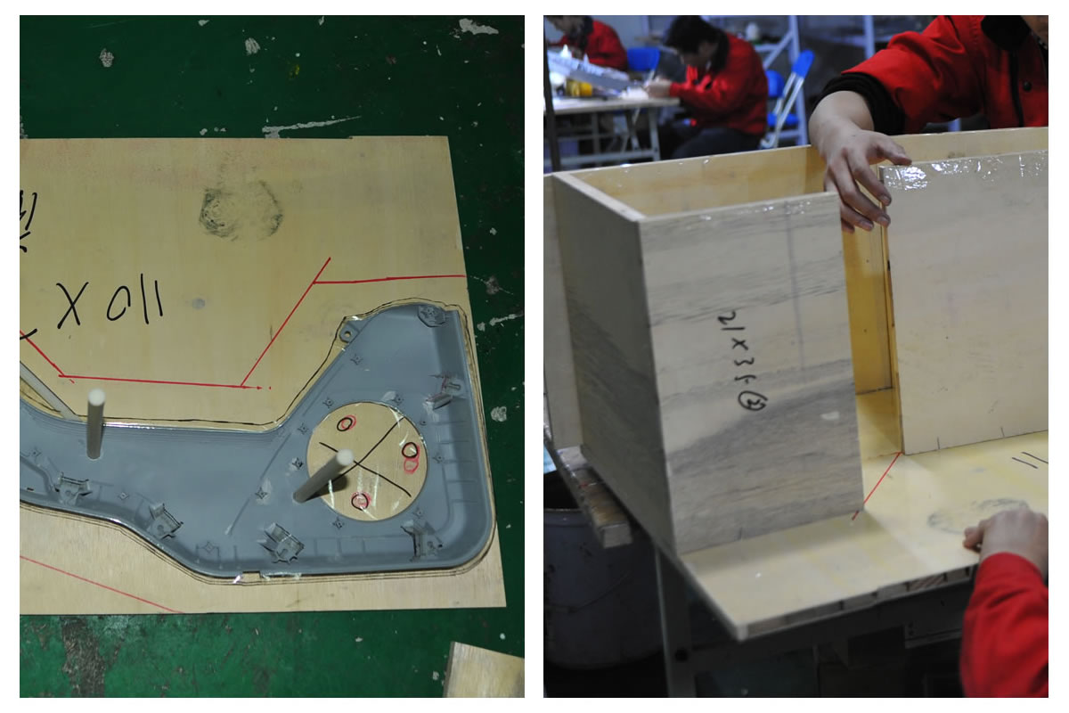 Pic2-How to make a silicone rubber mould?