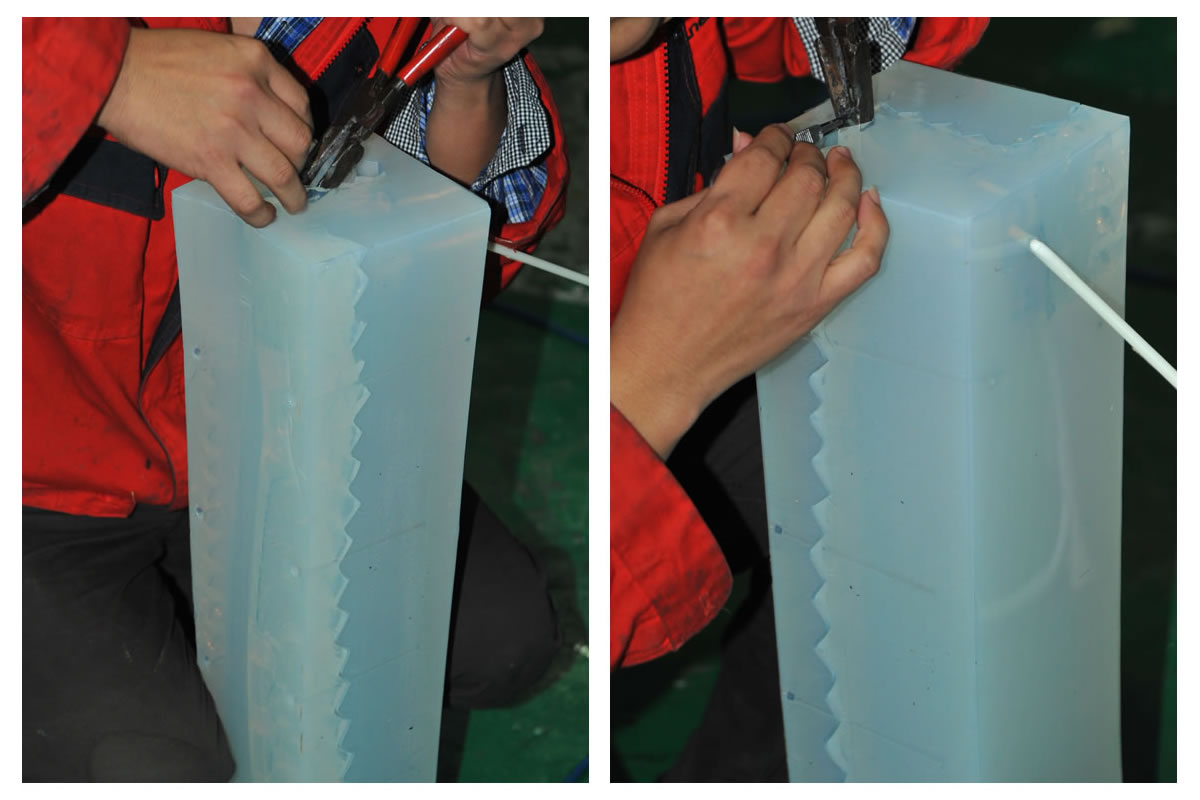 Pic4-How to make a silicone rubber mould?