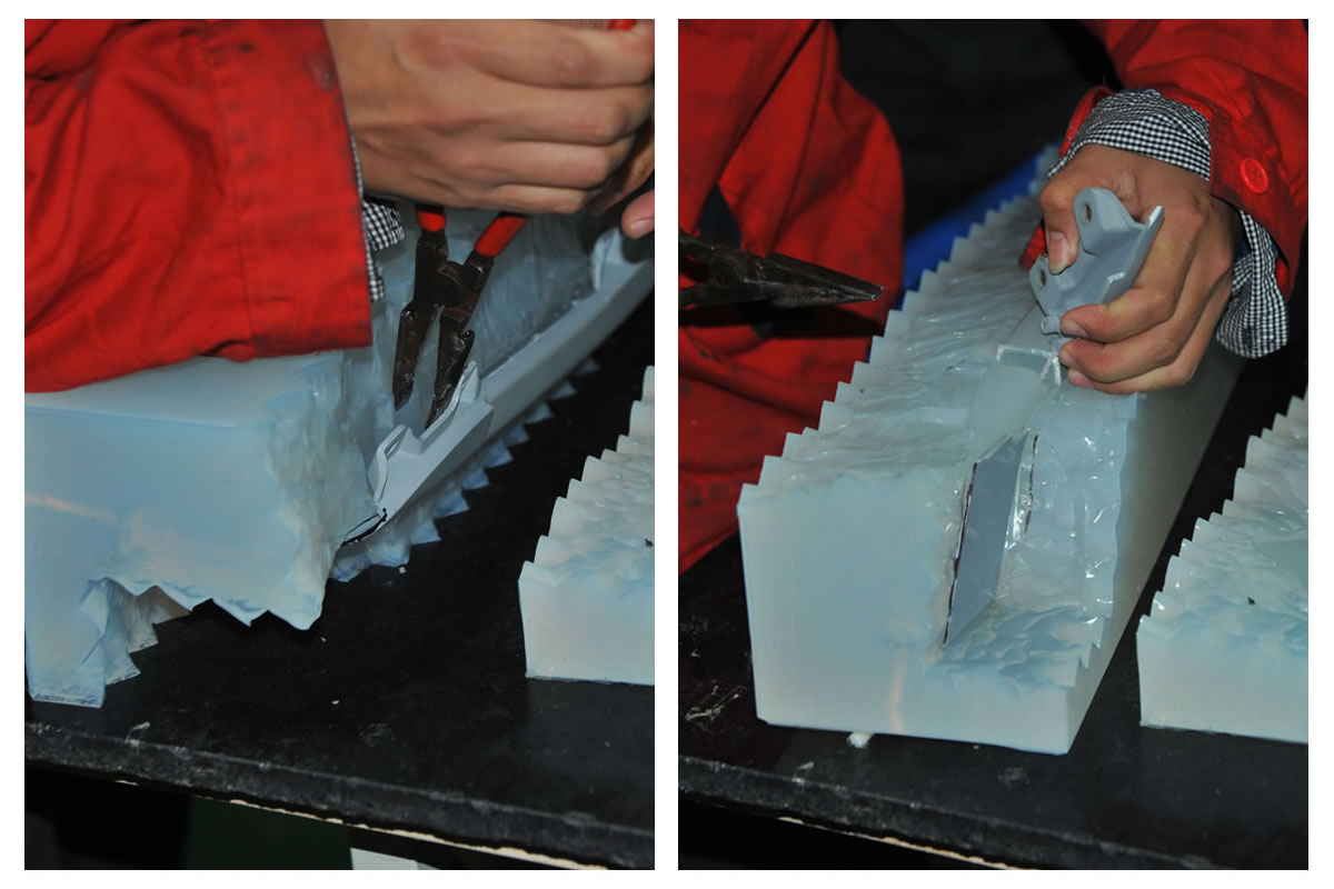 Pic5-How to make a silicone rubber mould?
